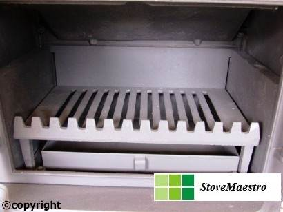 multi fuel stove grate